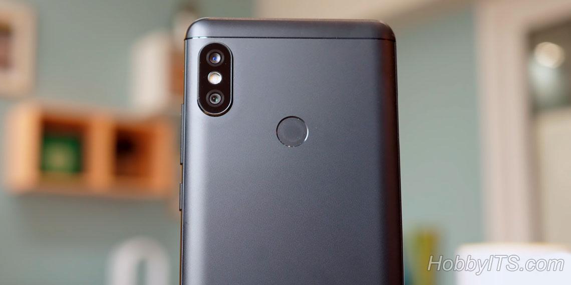 Фронтальная камера на Xiaomi Redmi Note 5