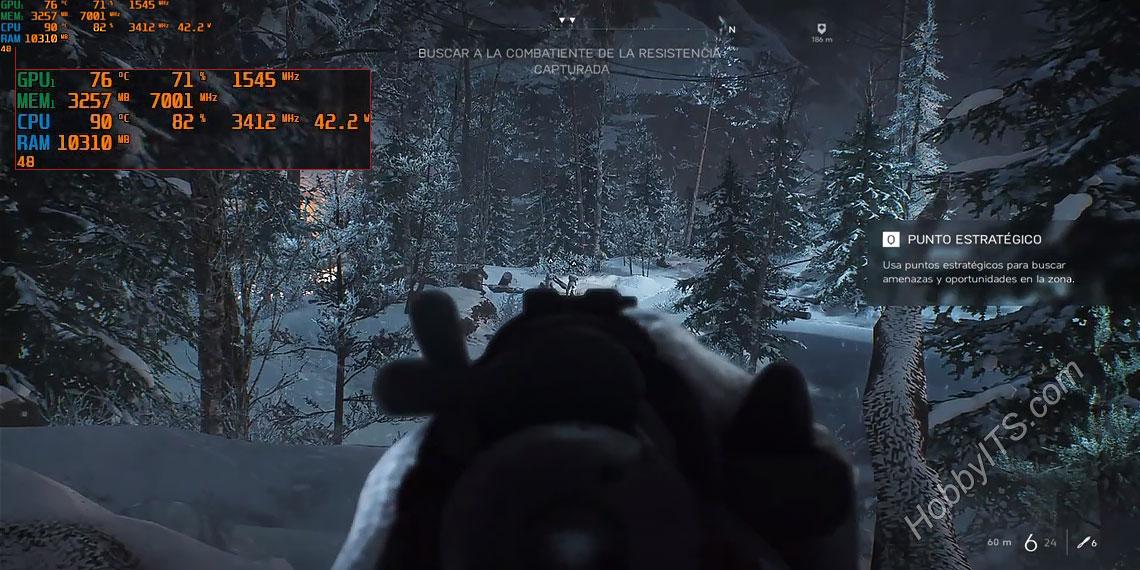 Игра Battlefield V на ноутбуке с GeForce RTX 2060
