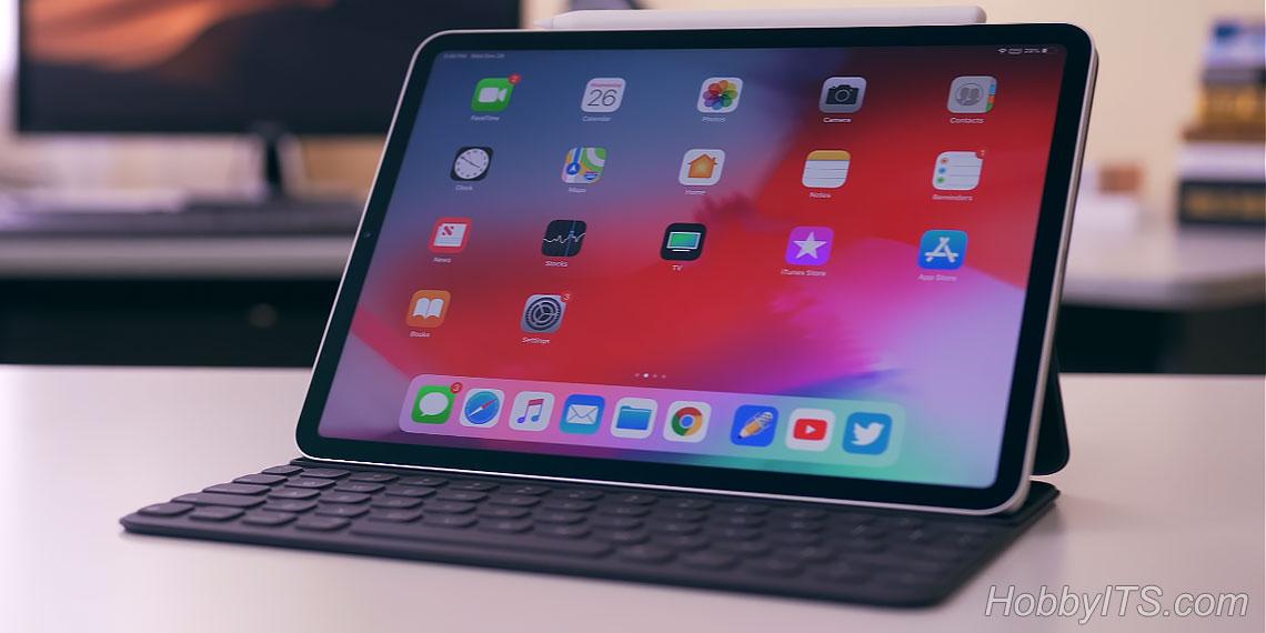 Обзор планшета Apple iPad Pro 11: прощай Lightning, да здравствует USB Type-C