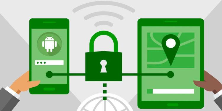 Подключение к серверу VPN с мобильных устройств на базе Android